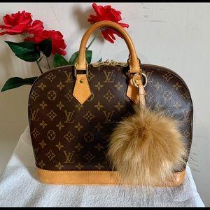 💯%Authentic Louis Vuitton Alma ❤️❤️😍